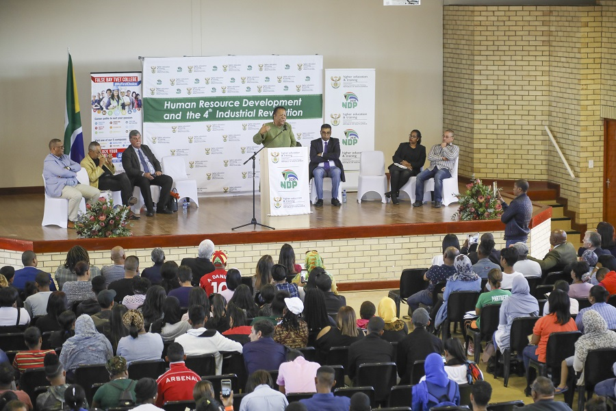 MinisterPandor address MPlainYouth